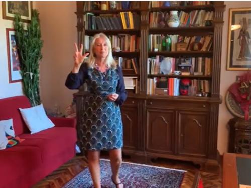 Il video della Maestra Marina-I verbi del terzo gruppo – classi A1I/ A1H