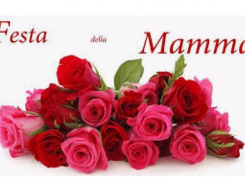 FESTA DELLA MAMMA – maestra Milena