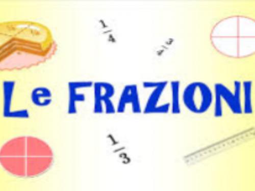 LE FRAZIONI –  Michela Ratti